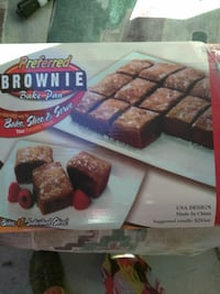 Preferred brownie cake pan NEW