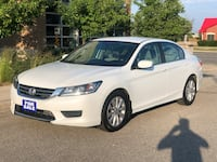 2014 Honda Accord - Pearl white - Bluetooth - Back-Up Camera Brampton