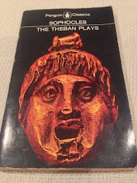 The Theban plays sophocles San Diego, 92126