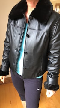 Danier Leather Jacket  Brant, N3V