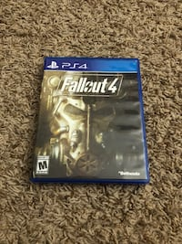 Fallout 4 PS4 game case Tracy, 95377
