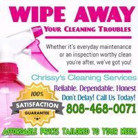 House cleaning Waianae, 96792