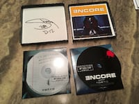 Eminem Marshall Mathers Slim Shady D12 Autographed CD Chicago