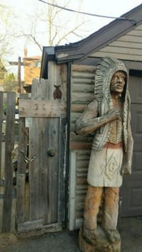 Solid ash native masonic indian Mississauga, L5B 2T9