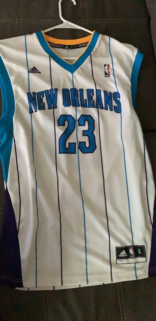 Anthony Davis New Orleans Pelicans Jersey Men S Small