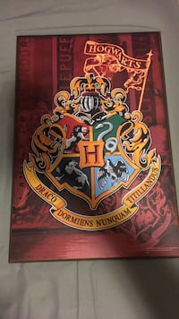 Harry Potter Hogwarts Crest Hang Up Board Springville, 84663