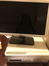 """Dell Inspiron 530s with 17"""" monitor and speakers Hanover, 21076"""