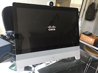"Brand new Cisco Touch screen dx80 25"" 3750 km"