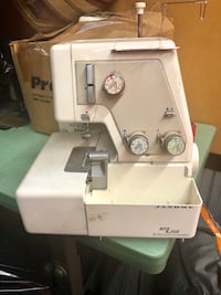 Serger Sewing machine Toronto, M4A 2K5