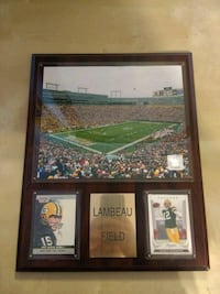 Packers Plaque