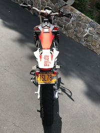 2008 Aprilia RXV 550 WITH 172 miles. Most powerful on/off road bike. Mint condition ! Mount Pleasant, 10570