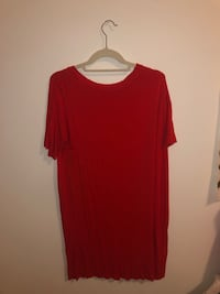 Urban Outfitters red tshirt dress Vancouver, V5S