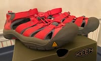 Keen, Youth Size 2