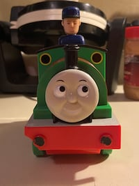Percy The Train Toy/Collectable