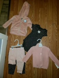 3 to 6 months new baby clothes  Châteauguay