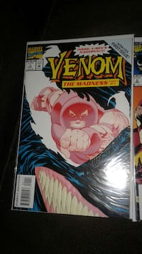 Venom- the madness - completed collection  Calgary, T2A