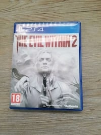 The Evil Within 2 PS4 Ringsaker, 2365