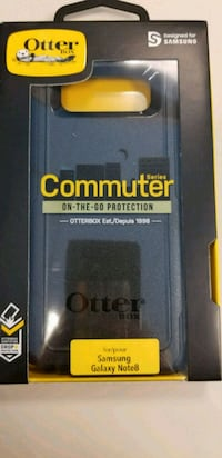 NEW OTTERBOX COMMUTER CASE SAMSUNG GALAXY S8 NOTE Toronto