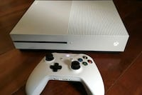 white Xbox One console with controller Washington, 20032