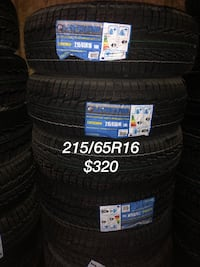 215/65R16 brand new winter tire Richmond Hill, L4B