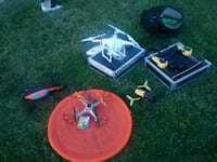 Yellow Bebop drone with skycontroller Brampton, L6X 2T6