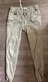 Army green joggers Mississauga, L5G 1H8