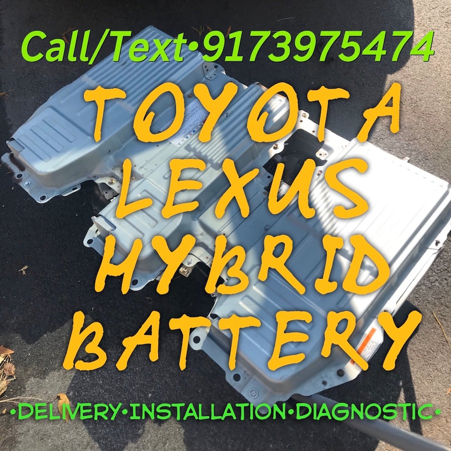 Lexus/Toyota Hybrid Battery