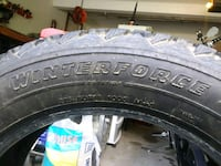 Set of firestone ice tires Spring Valley, 10977