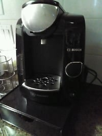 Tassimo coffee maker comes with two pod holders Surrey, V4N 6R6