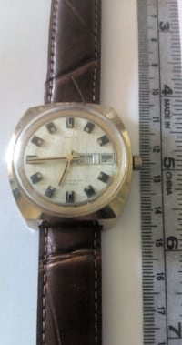 Pre Owned Authentic Timex Automatic Mens Watch Toronto, M4C 1M7