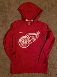 Red Wing hooded sweatshirt, women's M West Bloomfield Township, 48322