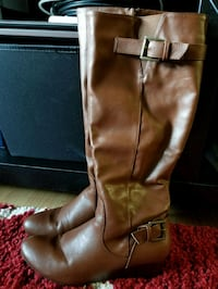 Tall Brown Boots, Women's Size 8 Bothell, 98021