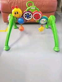 Fisher Price baby activity gym