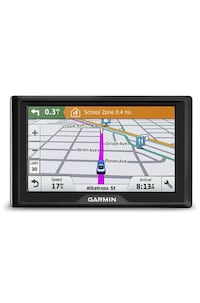 Garmin Drive 50 5Inch GPS Navigation System with Lifetime CA & US Map