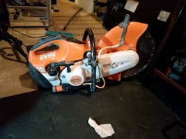 STIHL TS420 Cutt Off Saw