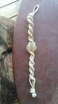 hand made hemp braclet  Squaw Valley, 93675