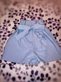 Classy blue high waisted shorts Rockville, 20855