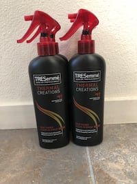 Tresemme heat protection sprays  Santa Rosa, 95407