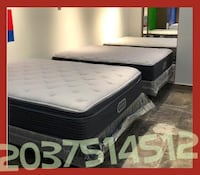 Liquidating King Queen Full and Twin Pillowtop Mattresses right now!!!! 304 mi