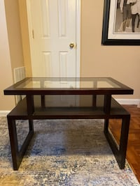 Antique coffee/end table New York, 10307