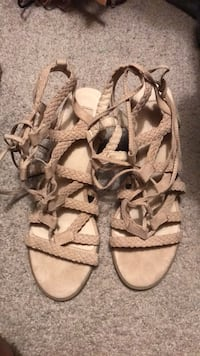 Wedge sandals Canton