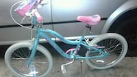Bike with helmet, bell and zippered bag Louisville, 40299