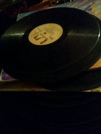 Vintage stack of records Perris, 92571