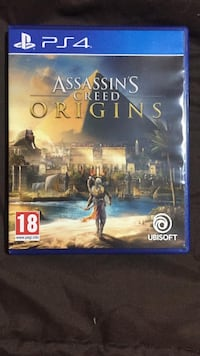 Videojuego Assassin's Creed Origins para la PS4 Mieres, 33618