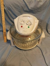 Infrared convection cooker. 35 mi