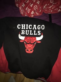 Selling bulls reversible jacket