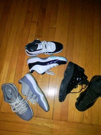 Mint condition sneaker collection or single purchases Jordan brand! New Haven