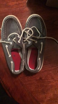 pair of black boat shoes Oxon Hill, 20745