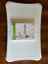 Nintendo Balance Board with Wii Fit Game  Hagerstown, 21740