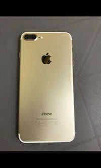 Iphone 7+ (32gb) comes with charger and 1 month warranty Springfield, 22150